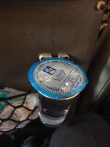 飲料水のサービス