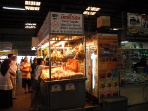 ミンブリの市場:内部
