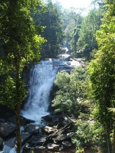 チェンマイの滝
