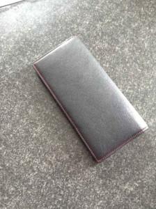 拾った財布