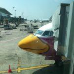 タイのLCC、ノックエアーでミャンマー・ヤンゴン往復