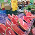 屏東@台湾:中山黄昏市場