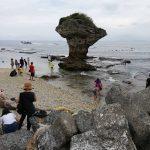 台湾の小琉球・沖縄の人が週末に訪れると失望する島だった