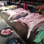 中国雲南省・香格里拉の市場