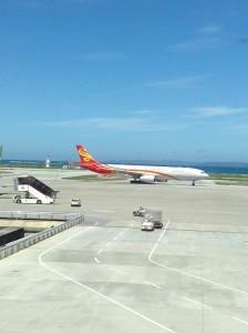 香港航空の機体