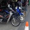 タイの交通機関-バイクタクシー