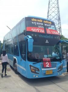 今回乗車した長距離バス