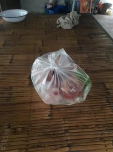 タイのバーベキュー、ムーガタ(豚鍋)のセット