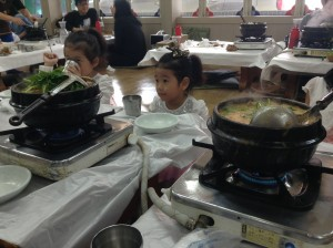 韓国人の子どもたち