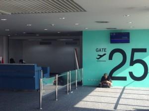 25番ゲート