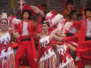 モーラムのダンサー