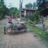 タイ東北部・イサーン地方の農村での水事情