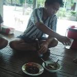 タイの焼酎ラオカオ(เหล้าขาว)