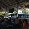 バンコク・パタヤ間で、乗合バスと公共バスを比較してみた。