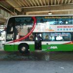 シンガポールからマラッカへバスでの移動