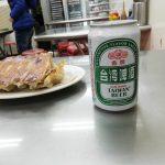 娘といく台湾(2)・台北「寧夏観光夜市」での夕食