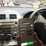 タイで GRAB を利用したら、元タクシー運転手がドライバーだった