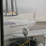 中国東方航空:7時間遅れの大遅延 YVR->PVG