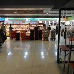 ファミリーマート撤退@スワンナプーム国際空港・バンコク