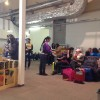 那覇国際空港LCCターミナルの出発ロビーで韓国人は何故パスポートを落とすのか?
