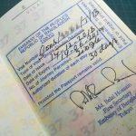 バングラデシュの観光ビザ取得代行